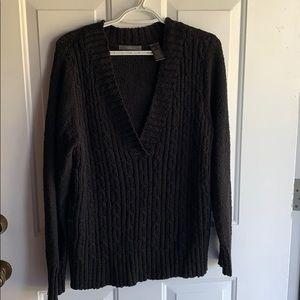 Liz Claiborne chunky sweater